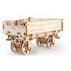remorca tractor, remorca tractor ugears, remorca ugears, remorca puzzle, puzzle 3d mecanic, puzzle mecanic, puzzle 3d, puzzle lemn