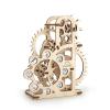 dinamometru, dinamometru ugears, ugears, puzzle dinamometru, puzlle mecanic, puzzle 3d, puzzle ugears, ugears
