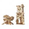 Turn Archbalista cu catapulta Ugears, Turn Ugears, Puzzle 3D ugears