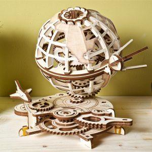 puzzle mecanic 3d, 3d, ugears, puzzle ugears, puzzle mecanic ugears, puzzle mecanic lemn