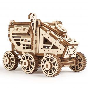 puzzle mecanic 3d ugears, puzzle mecanic, puzzle, ugears, mars buggy ugears, puzzle mars buggy